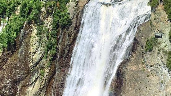 蒙特倫西瀑布公園 Parc de la Chute-Montmorency