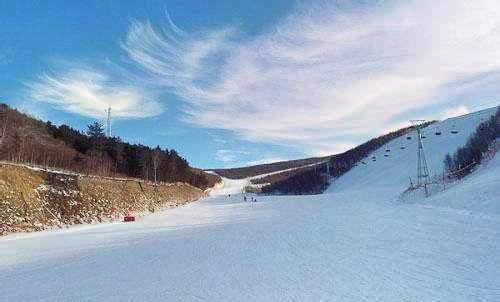 Mount Cuiyun Ski Resort