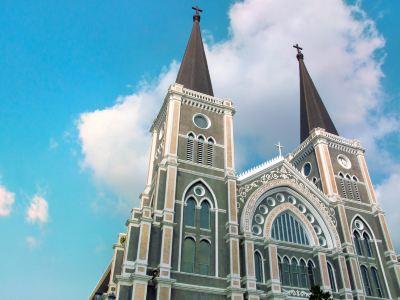 Chanthaburi French-Style Cathedral