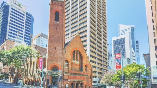 St Andrews Uniting Church, Brisbane