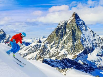 Zermatt Ski Areas
