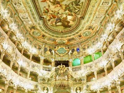 Margravial Opera House Bayreuth