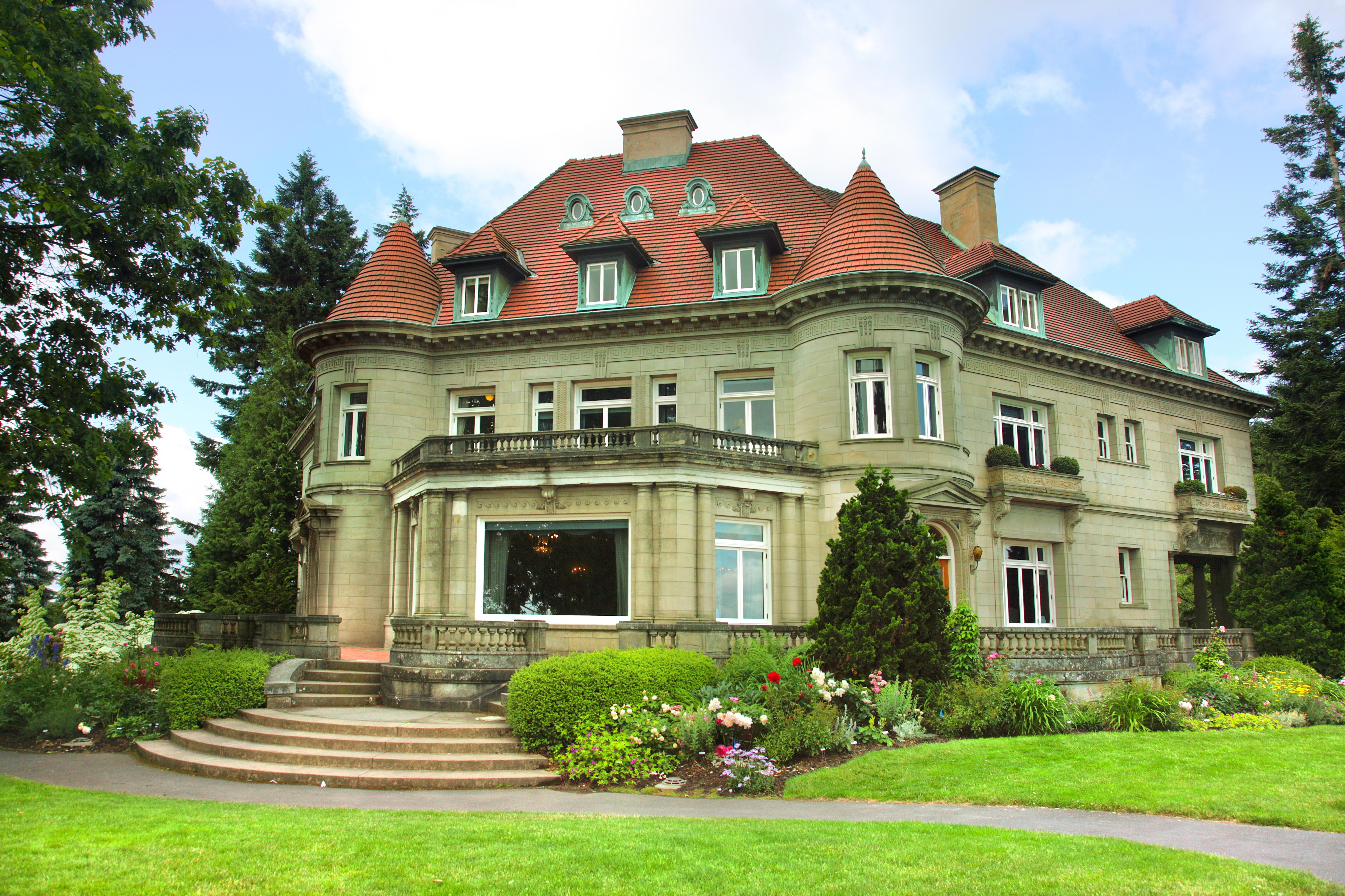 Pittock Mansion Travel Guidebook Must Visit Attractions In