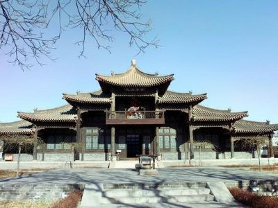 Eight views of Dingzhou