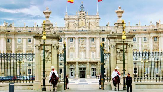 Plaza de Cascorro Madrid