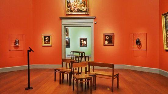 ARTSWorcester's Aurora Gallery