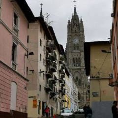 Quito Old Town User Photo