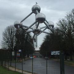 布魯塞爾原子塔用戶圖片