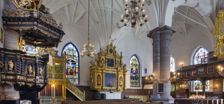 斯德哥爾摩德意志教堂1