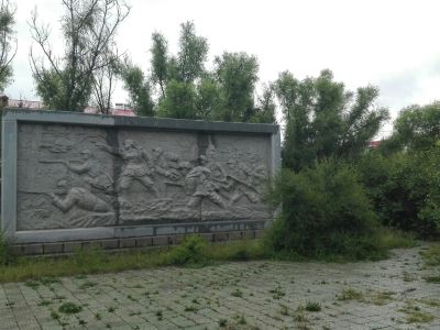 Zhaoyiman Memorial Park