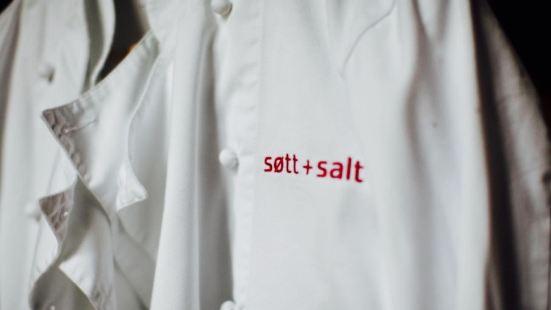 Sott + Salt Skostredet
