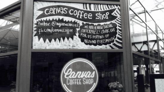 Canvas Coffee Shop