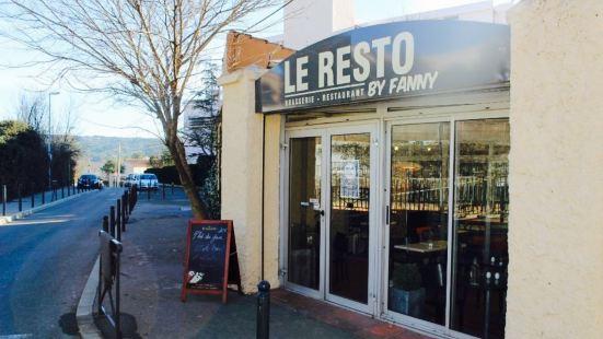 Le Resto by Fanny
