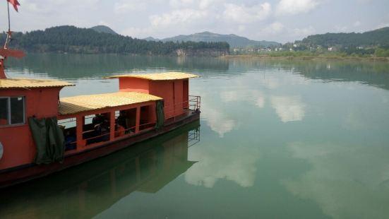 Jialing River Cruise Ships