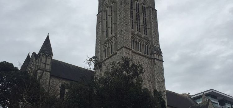 St Matthew-in-the-City教堂1