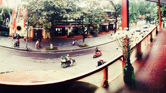 The Balcony Bar & Cafe