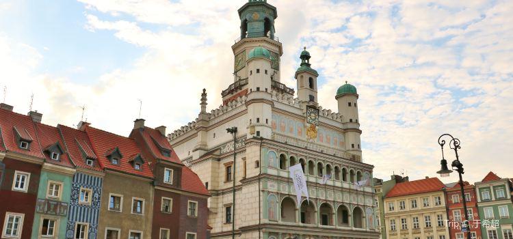 Ratusz & Muzeum Historii Miasta Poznania1