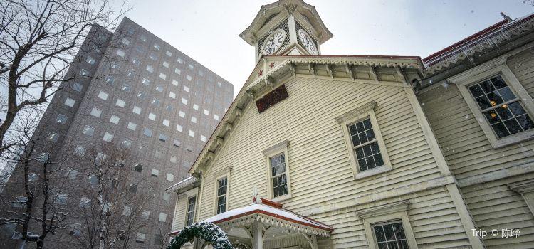 Sapporo Clock Tower2