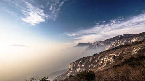 숭산 풍경구