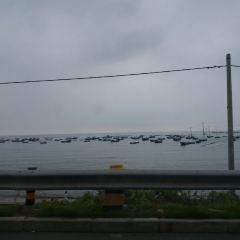 뤼순커우 풍경명승구 여행 사진