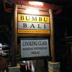 Bumbu Bali One User Photo