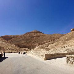왕가의 계곡 여행 사진