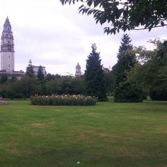 Cathays Park User Photo