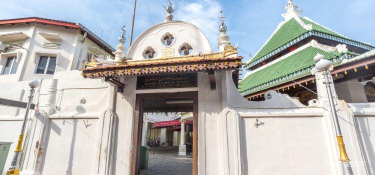Kampung Kling Mosque1