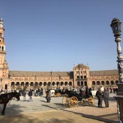 스페인 광장 여행 사진