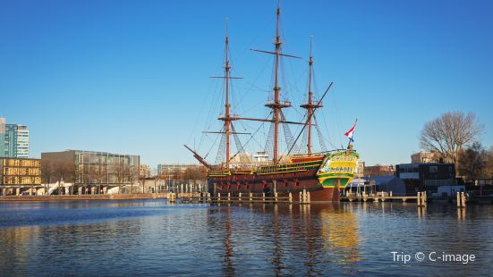 East Indiaman Amsterdam