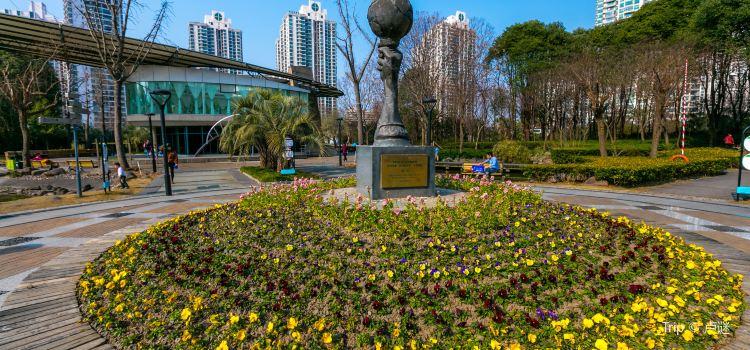 Suzhou Creek Mengqing Garden Environmental Park2