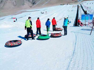 祁連山國際滑雪場