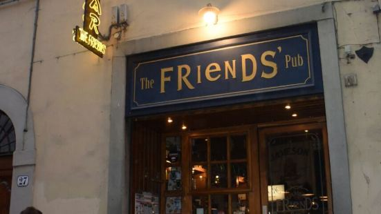 The Friends Pub