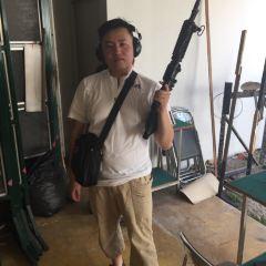 치앙마이 700년 종합운동장 여행 사진