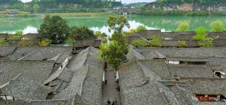 Langzhong Ancient Town1