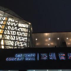 Shenzhen Concert Hall User Photo