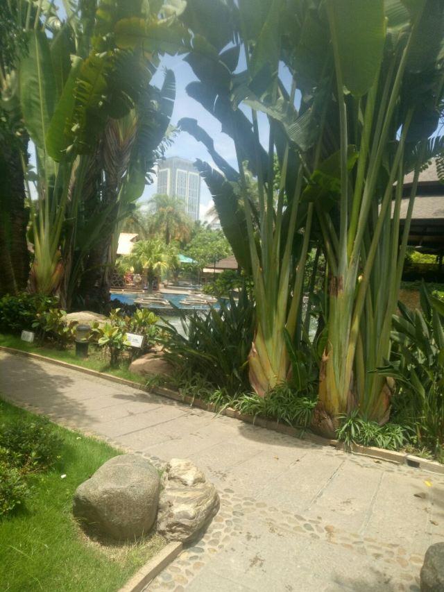 Riyuegu HotSprings Resort