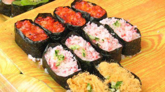 司麥達紫菜包飯