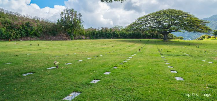 national memorial cemetery of the pacific