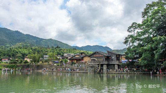南靖長教村