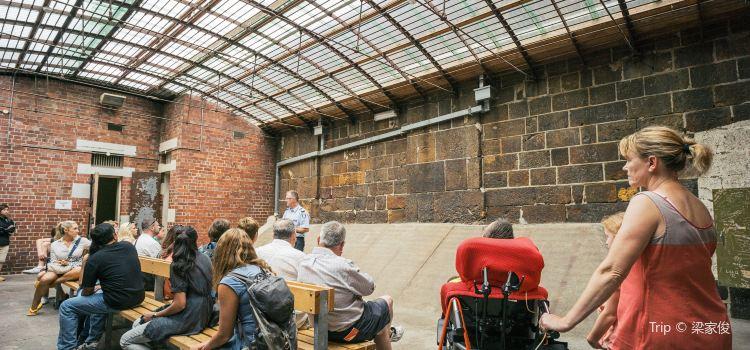 Old Melbourne Gaol1