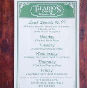 Eladio's Diner