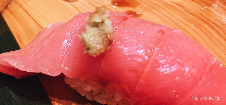 梅丘寿司の美登利银座店3