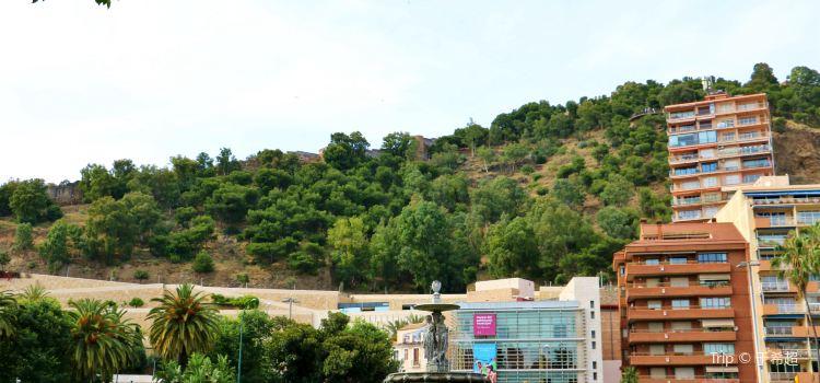 Castillo de Gibralfaro1