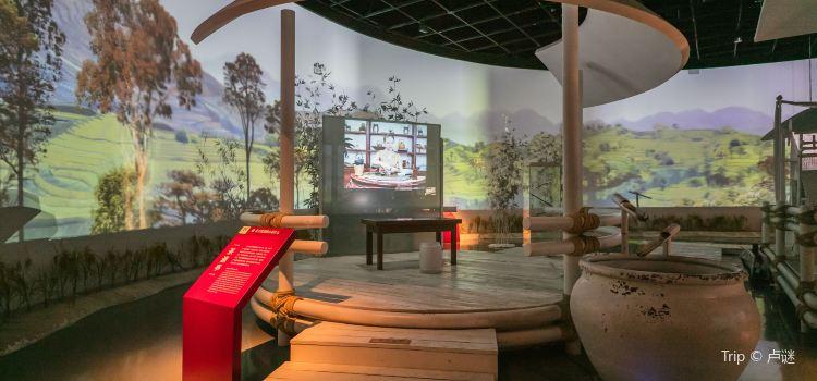 上海寶山國際民間藝術博覽館1