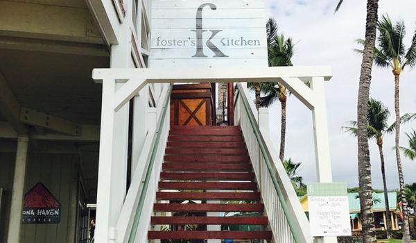Food & Drinks in Hawaii Kailua-Kona