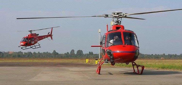 Siem Reap Helicopter tour Angkor1