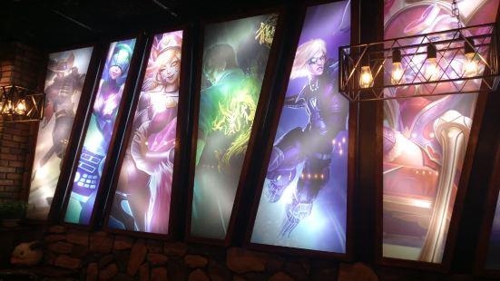 艾歐尼亞英雄聯盟主題餐廳