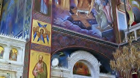 Agia Triada教堂