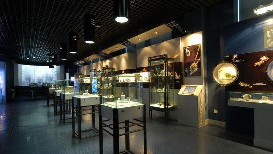 鶴崗市地質博物館